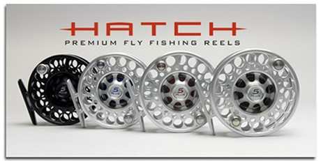 Hatch Finatic Series Fly Reels