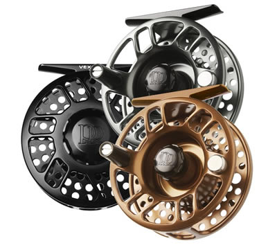 Vexsis Fly Reels from Ross Reel