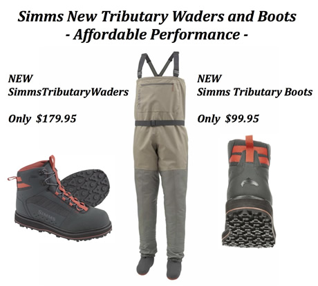 Simms Tributary